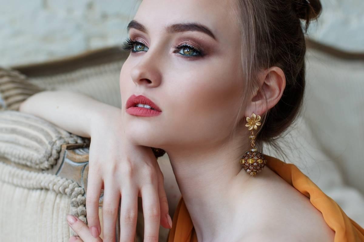 8a821143fdb5 Mira estos zarcillos de moda que puedes hacer en casa