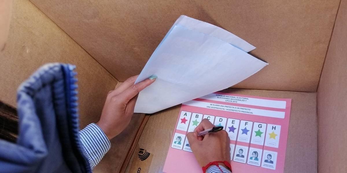 Así se encuentra los cierres de campaña electoral de Quito, Guayaquil y Cuenca