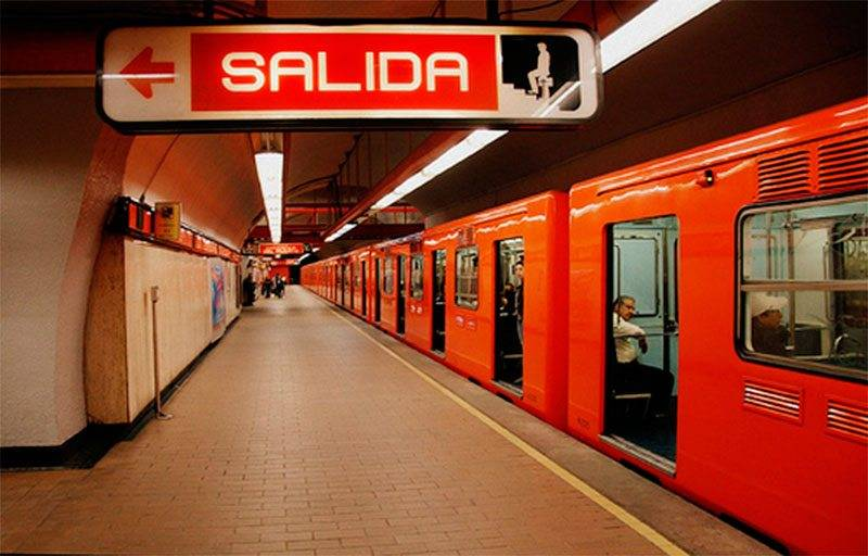 CDMX Metro Horario