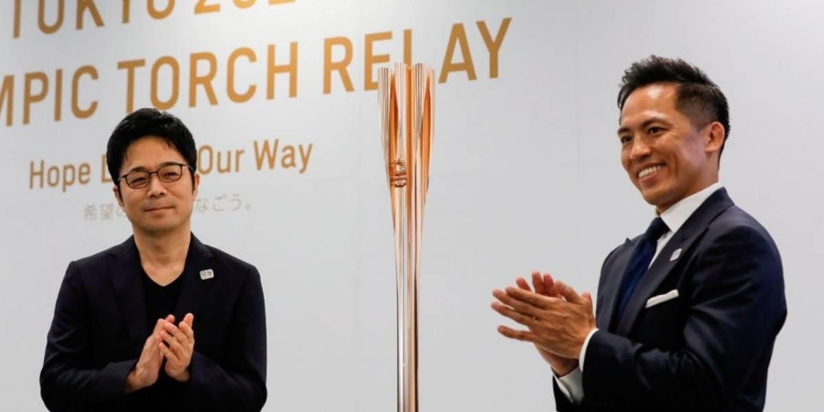 Tokio presenta la antorcha olímpica para 2020