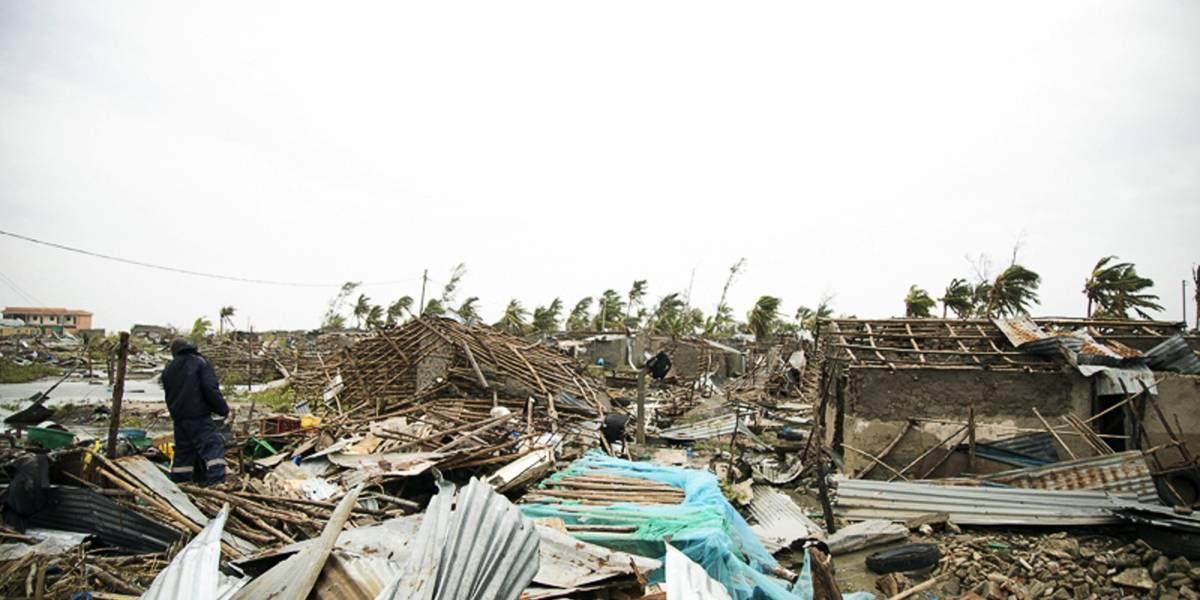 Decapitados por los techos de metal: Mozambique continúa contabilizando las víctimas y daños tras el paso del ciclón Idai