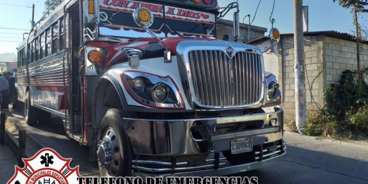 Disparan contra piloto y ayudante de bus en Palencia