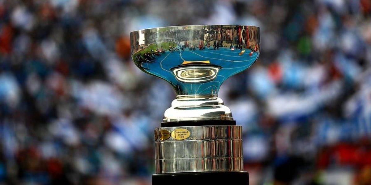 Palestino cayó 5-0 en la Supercopa de Chile — Atención Alianza