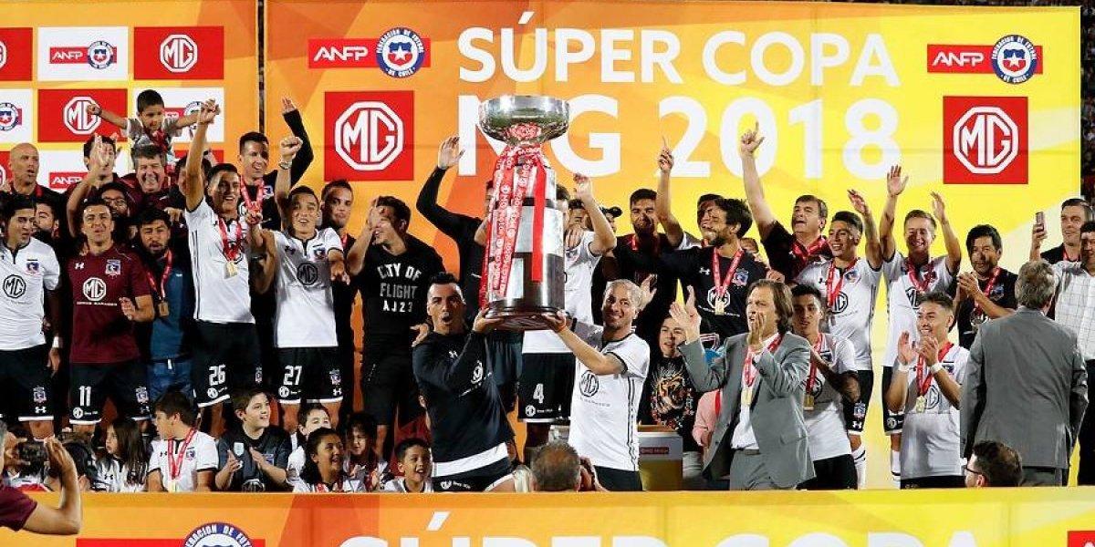 Cinco campeones, uno repetido y dos DT echados: la historia de la Supercopa de Chile