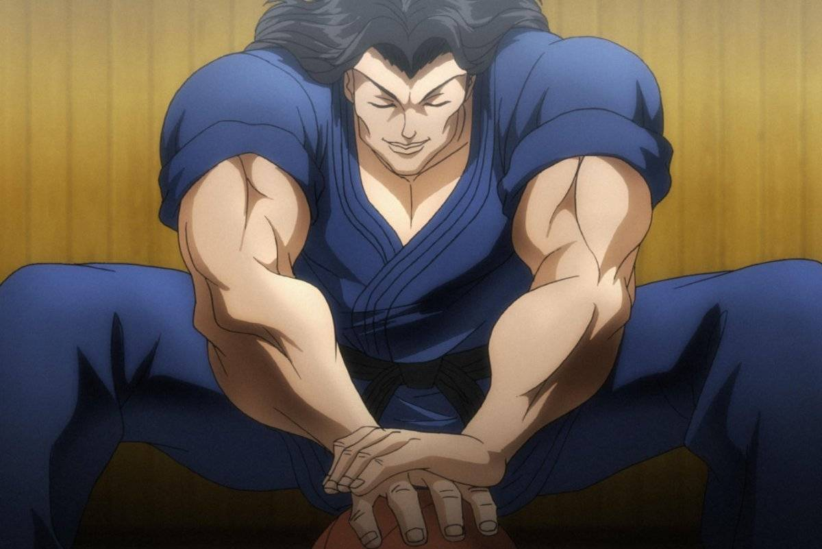 Baki - O Campeão