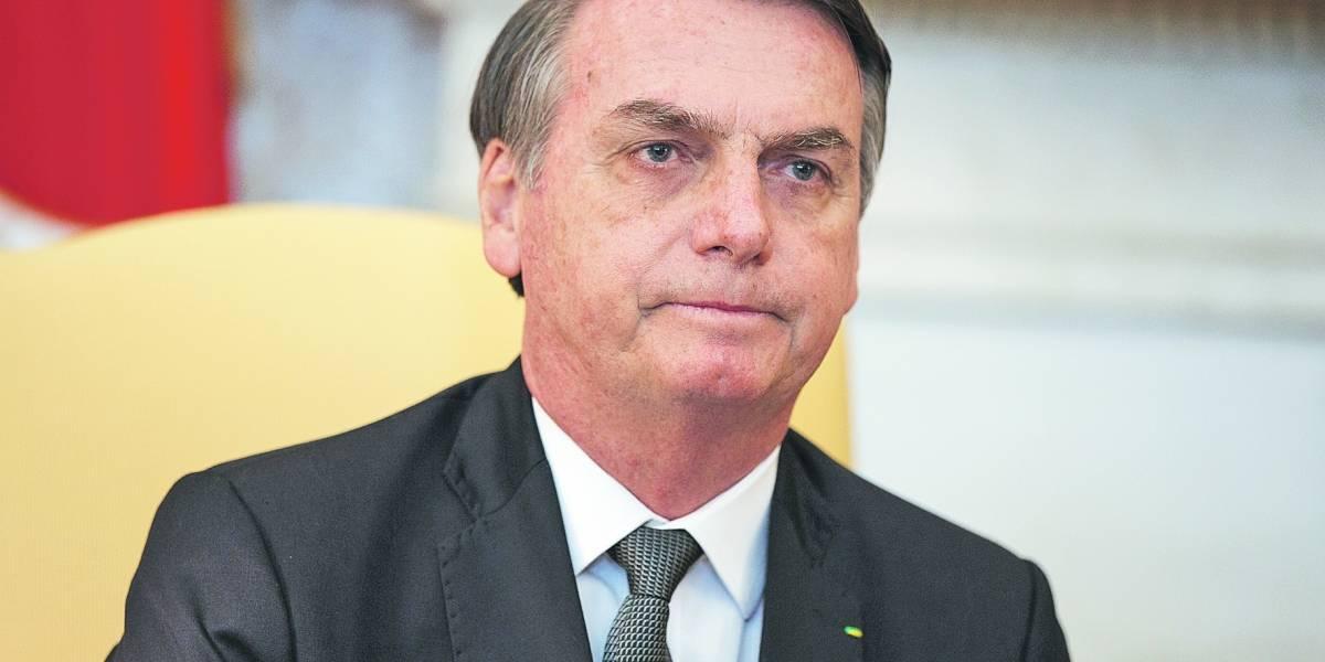 Bolsonaro llegará a Chile en su peor momento