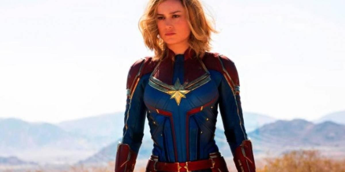 Filtran imagen de Capitana Marvel y Valkyrie juntas y los fanáticos del UCM enloquecieron