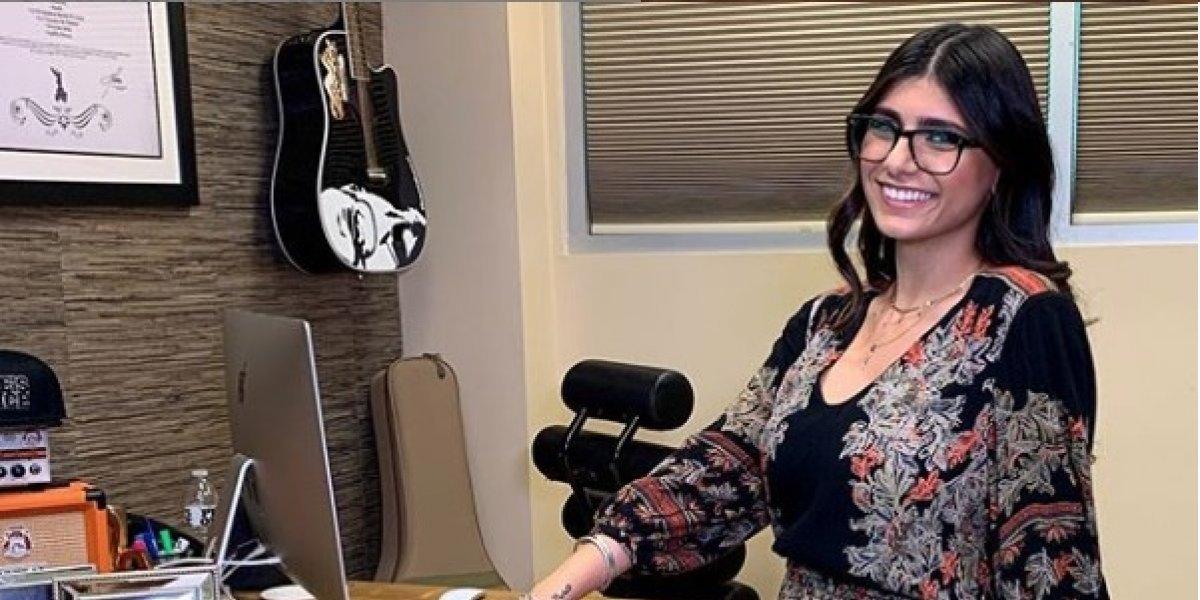 ¿Mia Khalifa, de actriz porno a terapista de parejas?