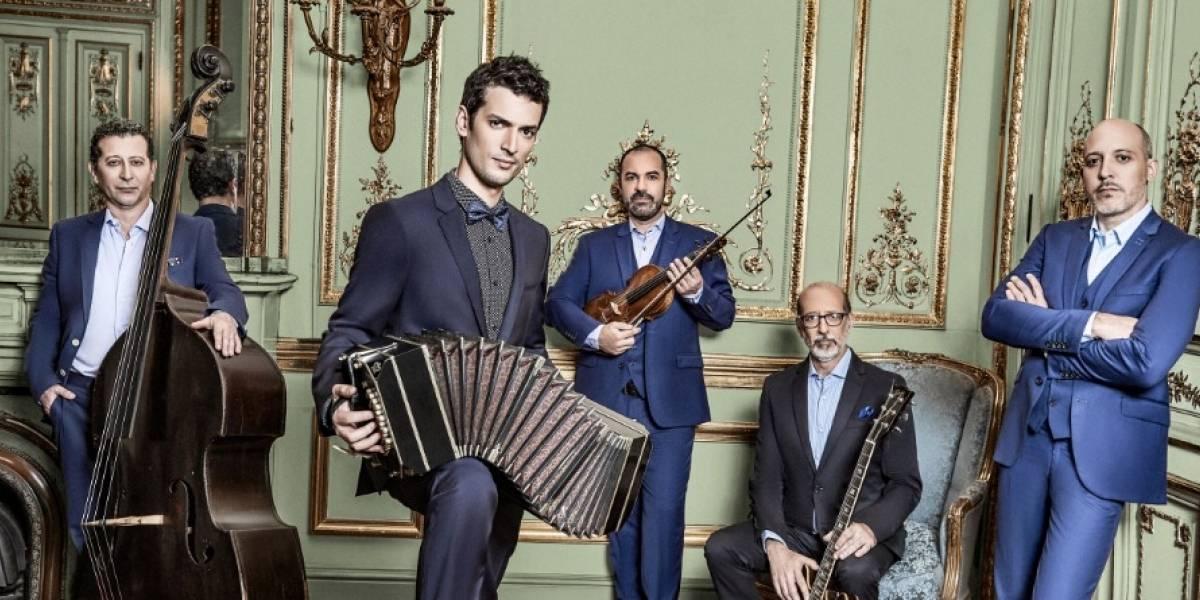 Por primera vez en Bogotá: el Quinteto Astor Piazzolla en el Teatro Colón