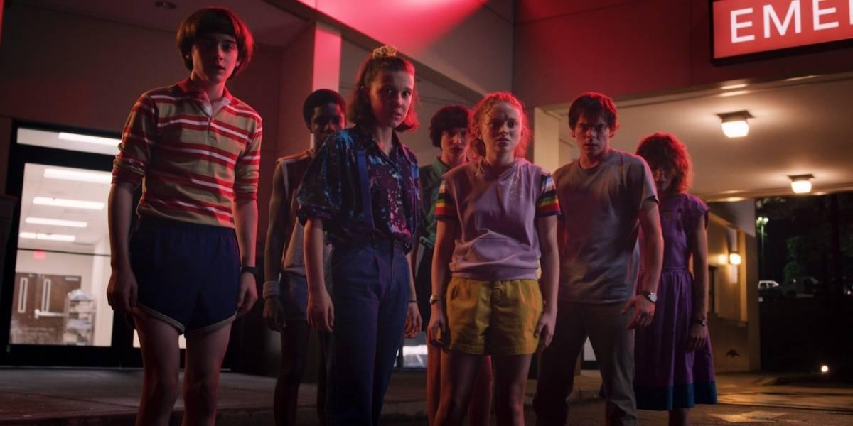 Stranger Things 3 presentó su tráiler oficial