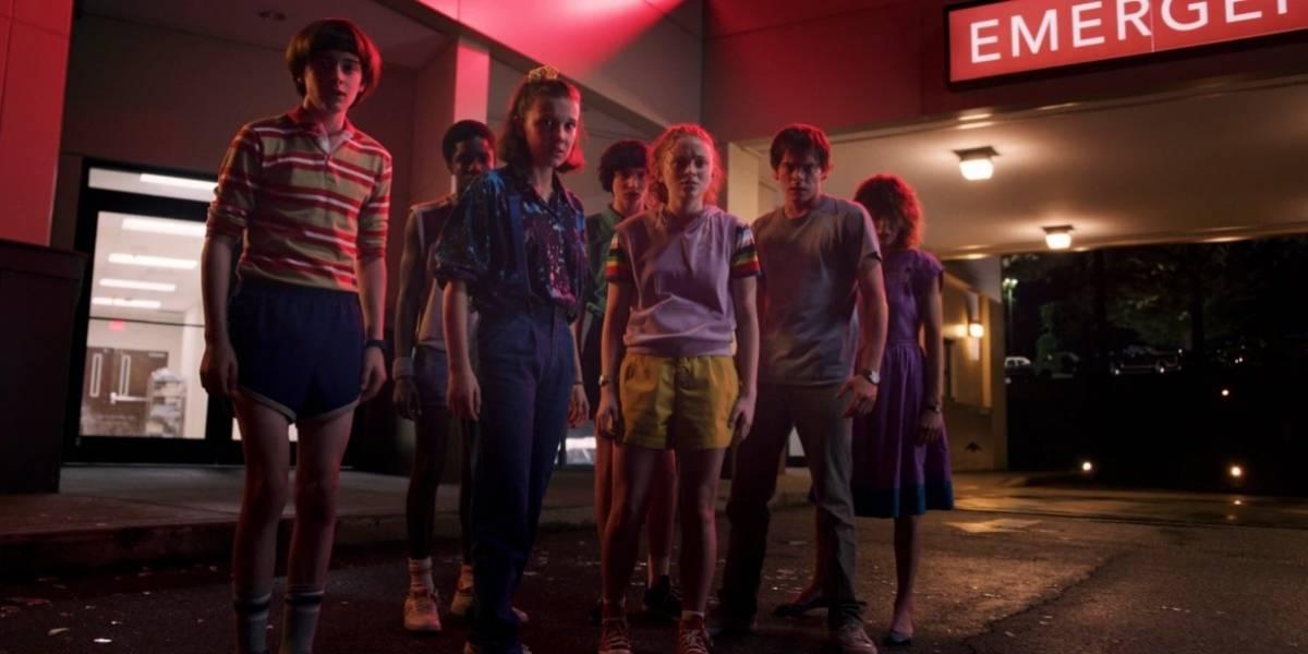 Netflix confirma cuarta temporada de Stranger Things
