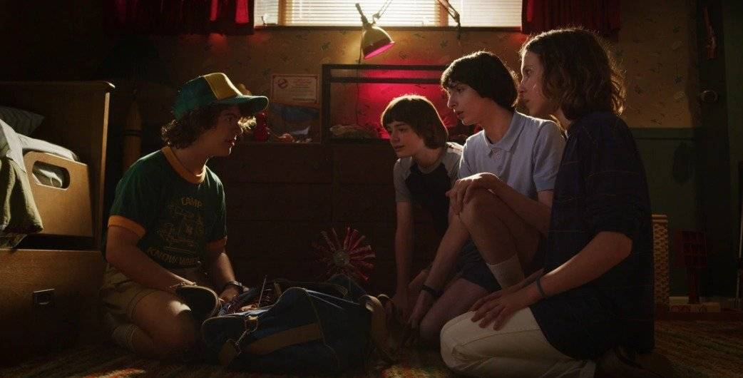 ¡El tráiler de Stranger Things 3 está de infarto! Stranger Things
