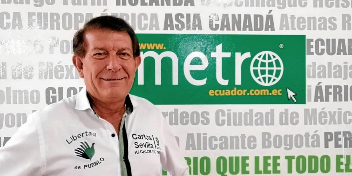 Carlos Sevilla: Somos obras, no palabras