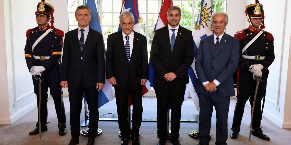 """Sebastián Piñera y Mundial 2030: """"Estamos trabajando para devolver la Copa del Mundo a América del Sur"""""""