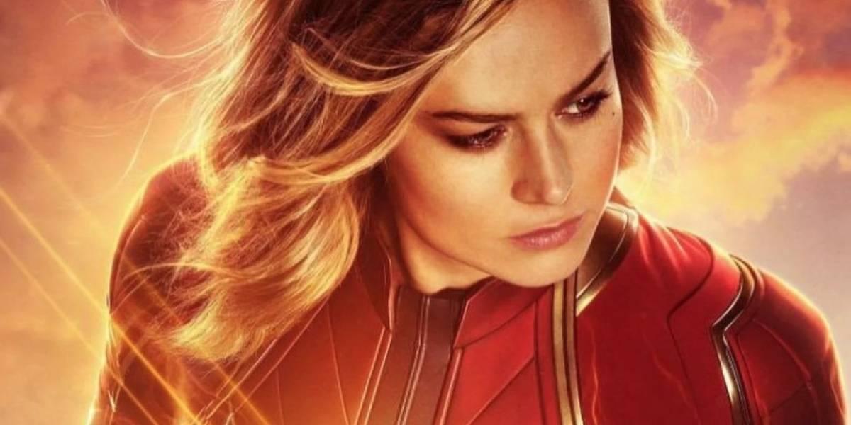 Foto: Filtran cómo iba a ser el traje de Capitana Marvel; casi era alienígena
