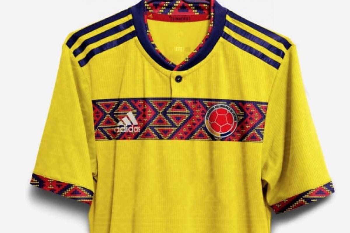 Nueva Camiseta De Colombia 2019 Detail: Diseñador Propone Otra Camiseta De La Selección Colombia E