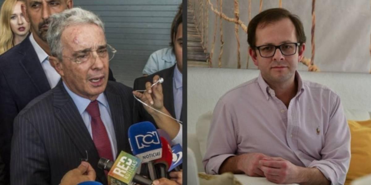 Álvaro Uribe habló sobre la candidatura de Andrés Felipe Arias para la Presidencia