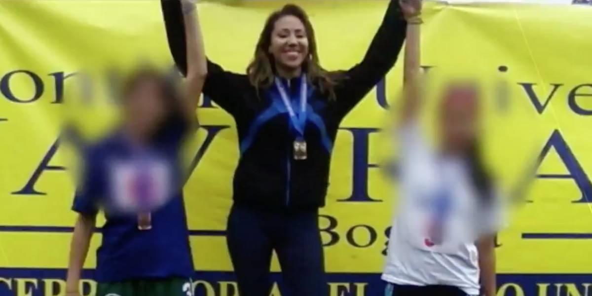 El escabroso audio de atleta asesinada por su pareja en Bogotá, días antes de morir