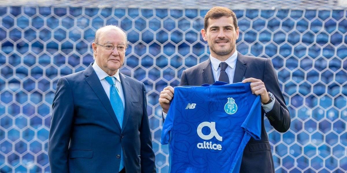 Casillas desea retirarse en el Porto y renueva su contrato