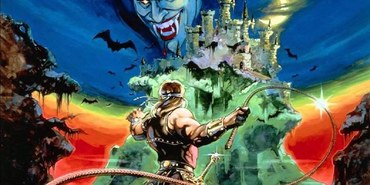 La Colección Aniversario de Castlevania se lanzará la próxima semana