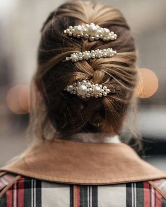 peinados para fiesta