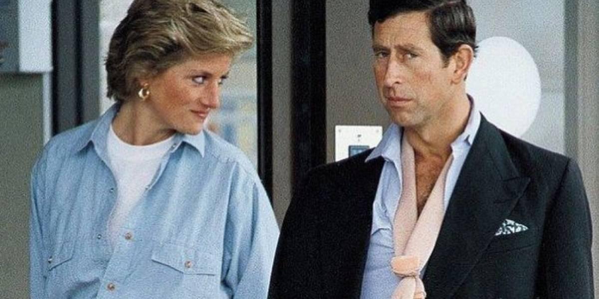 El oscuro secreto de la realeza por el que Carlos y Lady Di se casaron