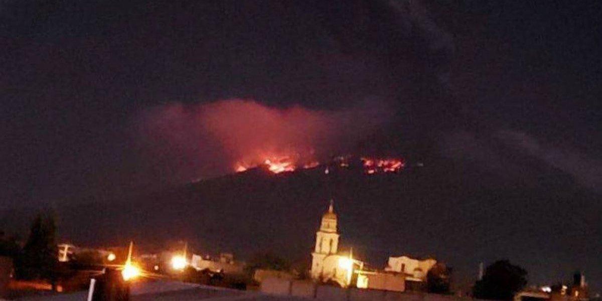 Preparan 205 albergues en Puebla ante actividad del Popocatépetl