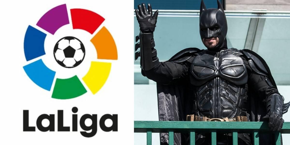 La insólita demanda de DC Comics contra importante club de España por 'copiar' el logo de Batman