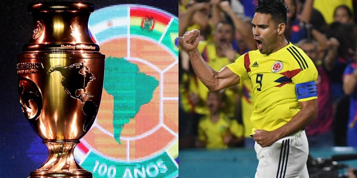 La increíble razón por la que Colombia sería sede única de la Copa América 2020