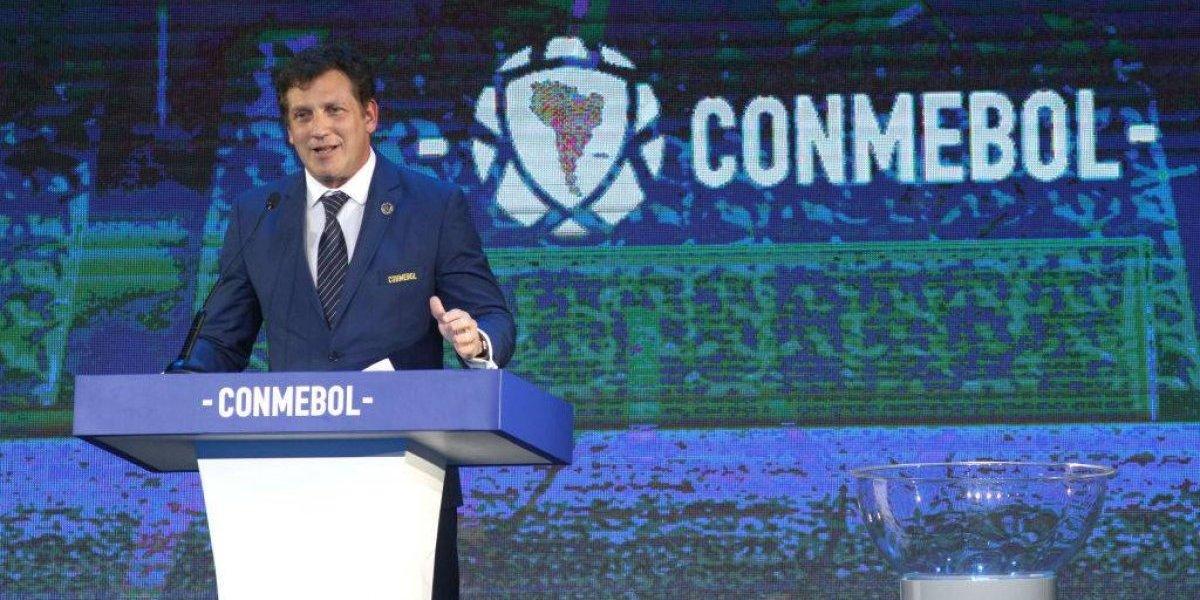 """Presidente de la Conmebol se ilusiona: """"Somos favoritos para organizar el Mundial 2030"""""""