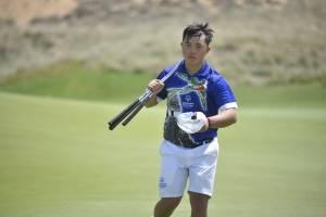 Golf, atletismo y bádminton