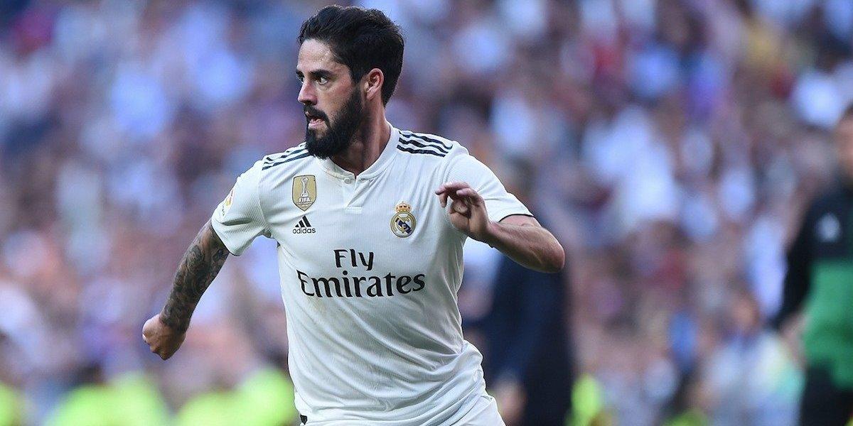 Por 'gordito', Isco perdería continuidad en el Real Madrid