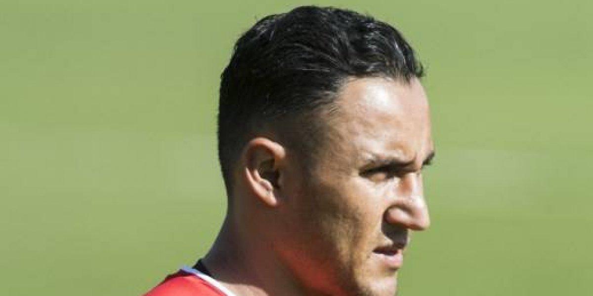 Keylor Navas envía caluroso saludo al hijo de un futbolista guatemalteco