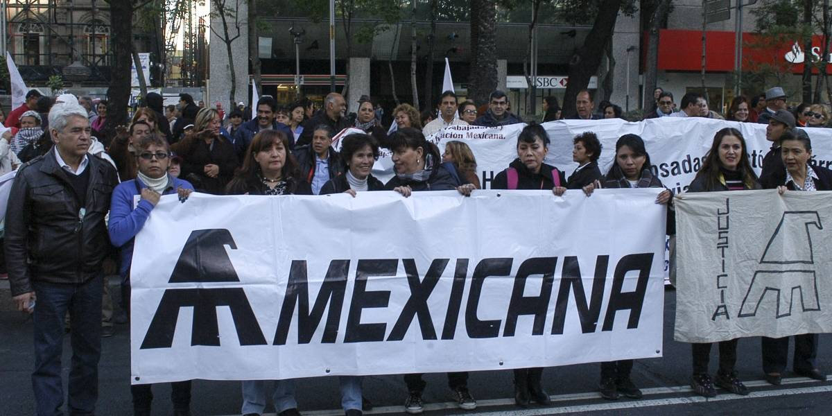 Emite juez nueva convocatoria para liquidar a Mexicana de Aviación