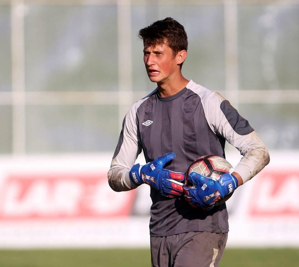 Nicholas Hagen, el titular ante Costa Rica