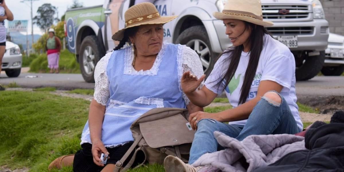 """Norma Illares: """"Cuenca es mi compromiso"""""""