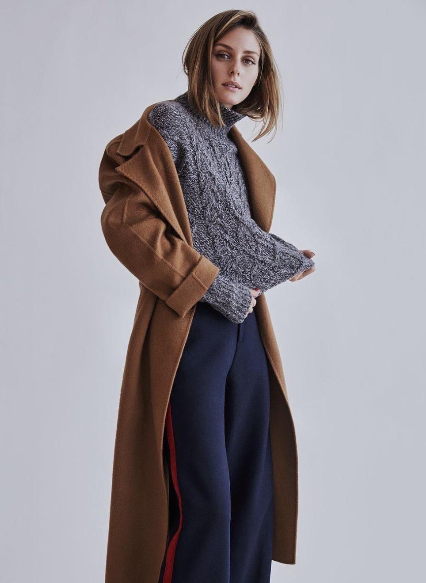 De parkas a blazers: Revisa las tendencias de chaquetas oversize