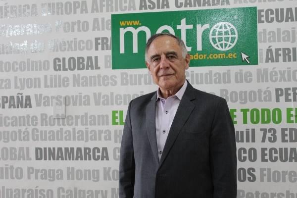 """Paco Moncayo: """"Vamos a recuperar a Quito"""""""