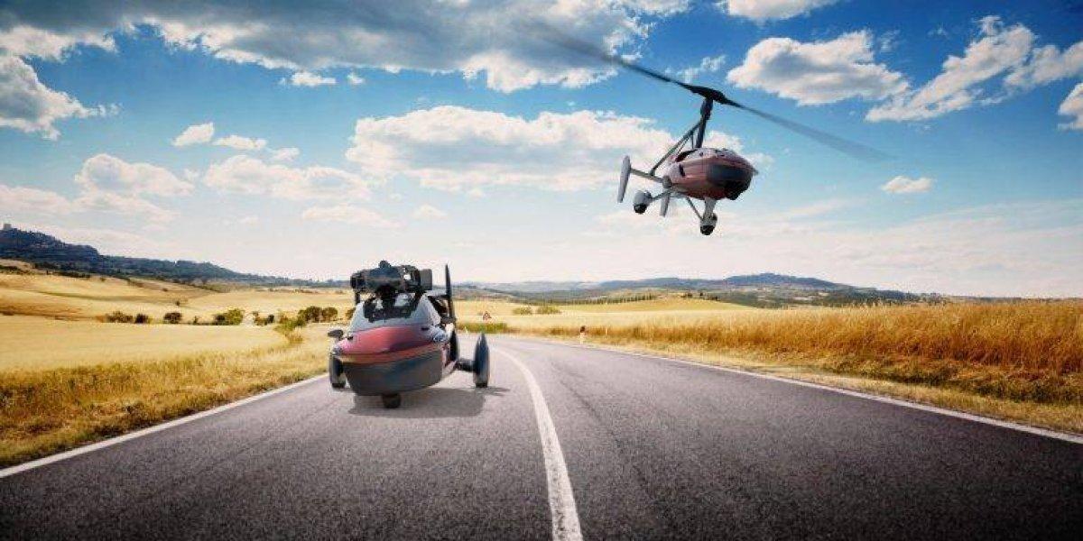 Conheça o PAL-V, carro voador holandês que está chamando a atenção no Salão de Genebra 2019
