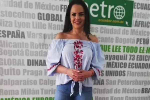 Paola Vintimilla: Quito necesita una visión femenina