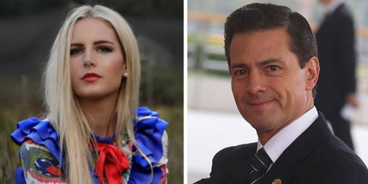 Filtran video de Peña Nieto y Tania Ruiz juntos en una boda en Acapulco
