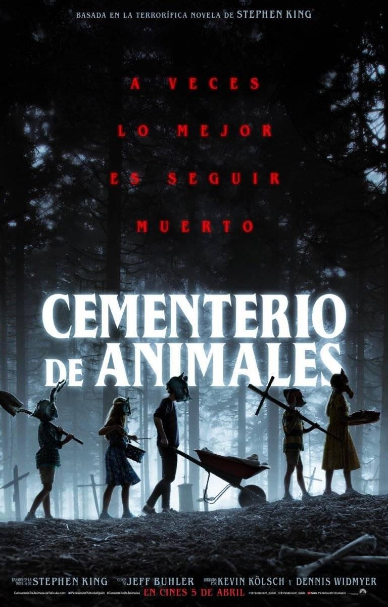 Afiche Cementerio de Mascotas