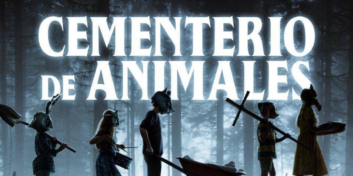 Cementerio de mascotas está de vuelta a la gran pantalla y este es su aterrador afiche