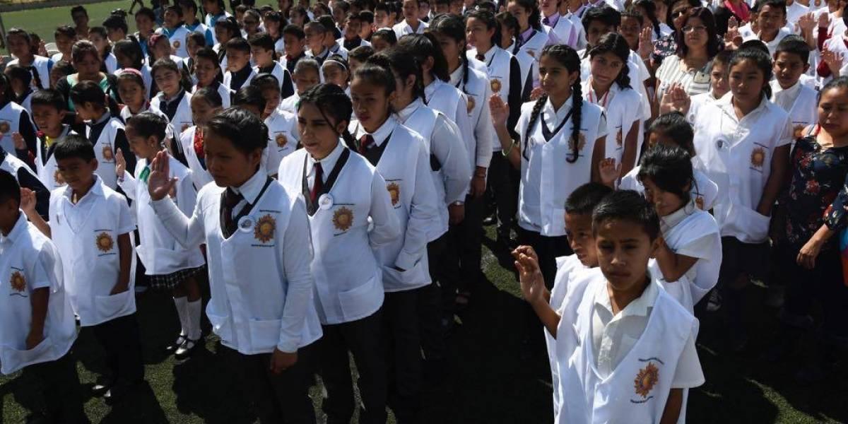 Implementan proyectos de prevención en escuelas