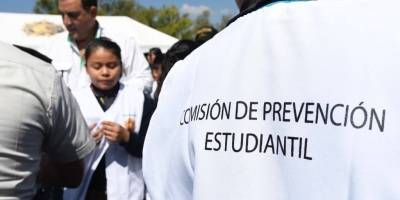 Proyecto de prevención en escuelas de Chinautla