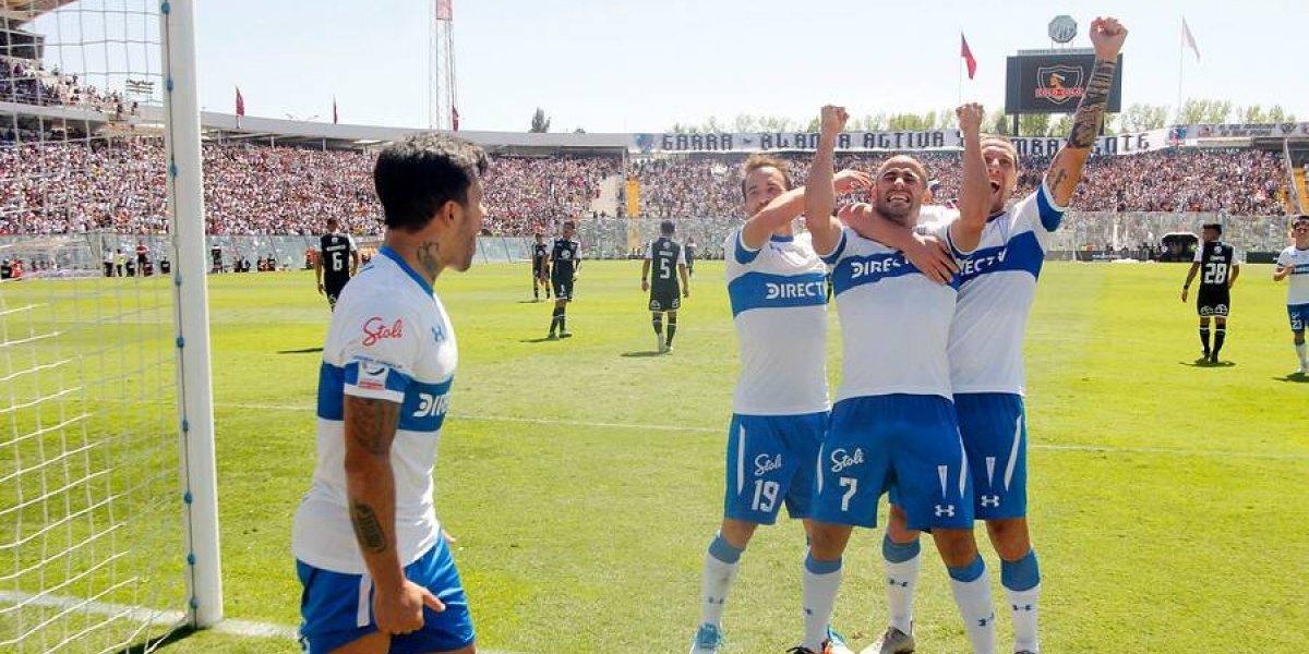 La tabla de posiciones del Campeonato Nacional de Primera División 2019
