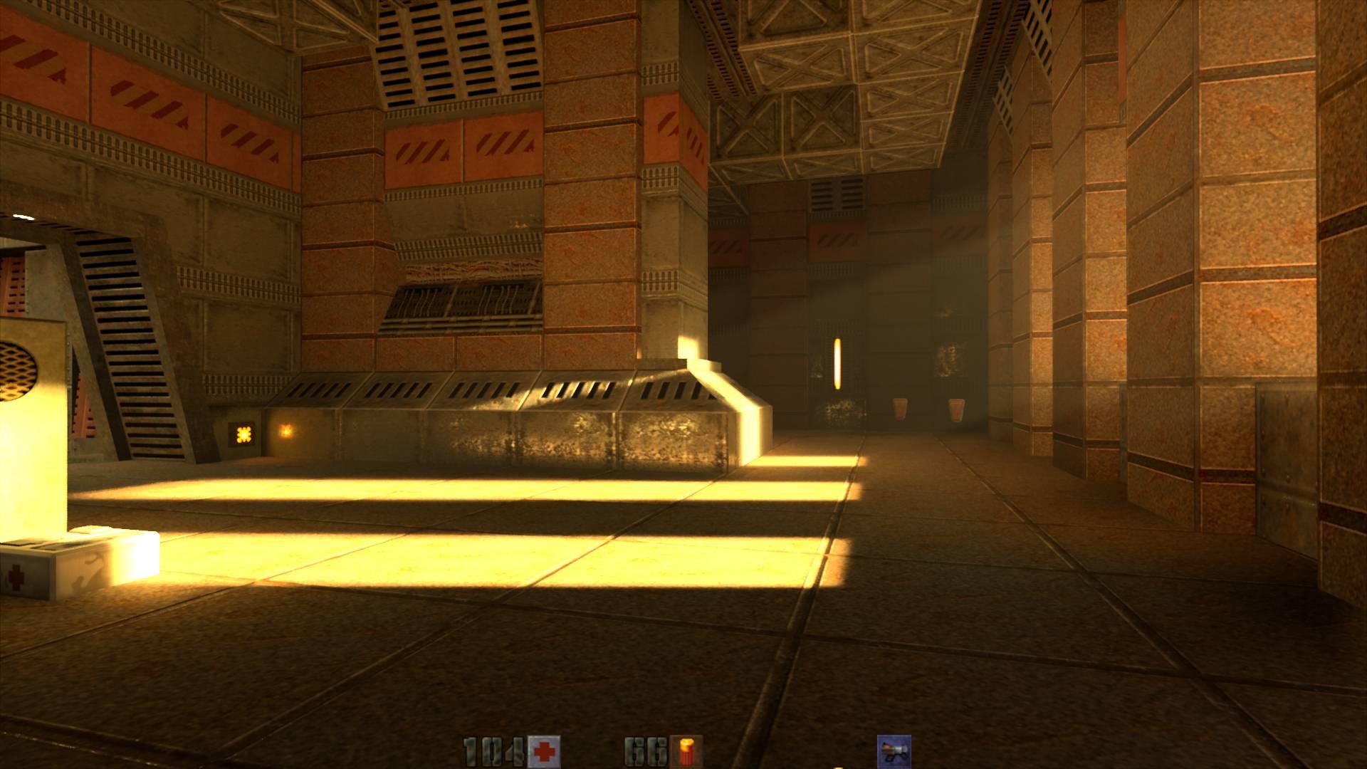 NVIDIA presentó una demo de Quake II con ray-tracing que se ve increíble