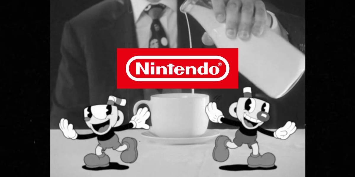 Se anuncia Cuphead para el Nintendo Switch, se estrena el siguiente mes