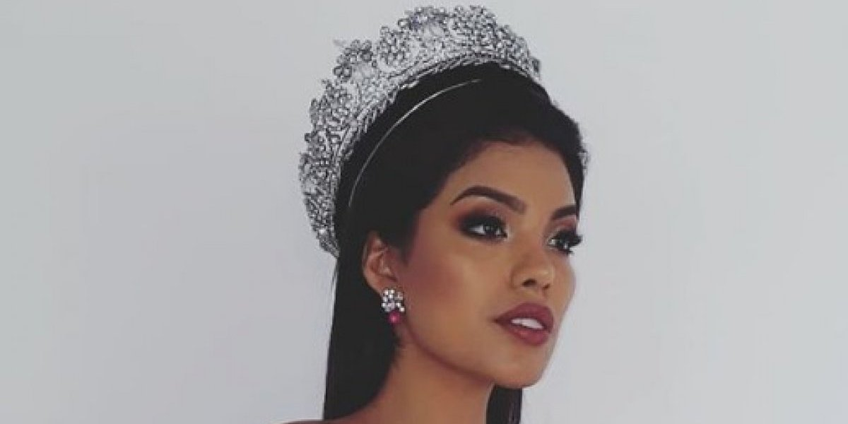 """Captan """"borracha y vomitando"""" a Miss Perú Universo 2019"""