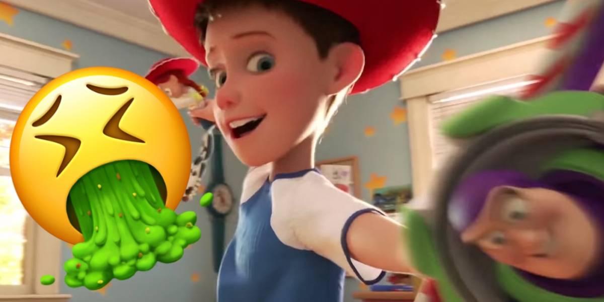 Parece que a nadie le gusto como se ve Andy en Toy Story 4